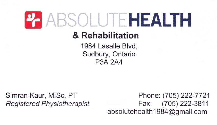 absolute-health-rehabilitation-sudbury-on-simran-kaur-registered-physiotherapist