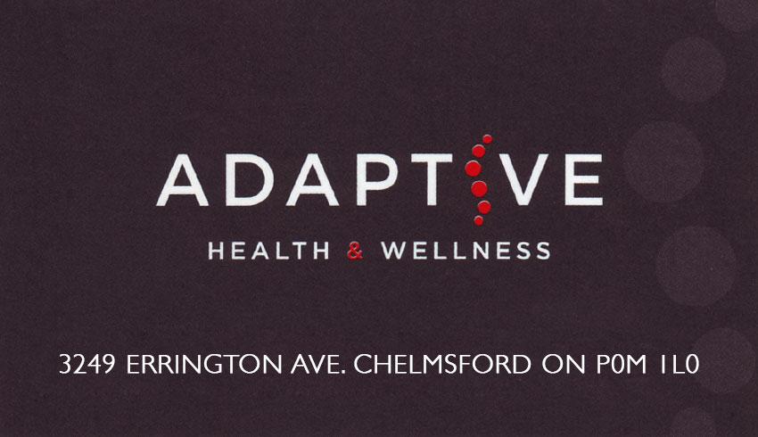 adaptive-health-wellness-chelmsford-ontario-adams-chiropractic-chiropractor-acupuncture-sports-medicine