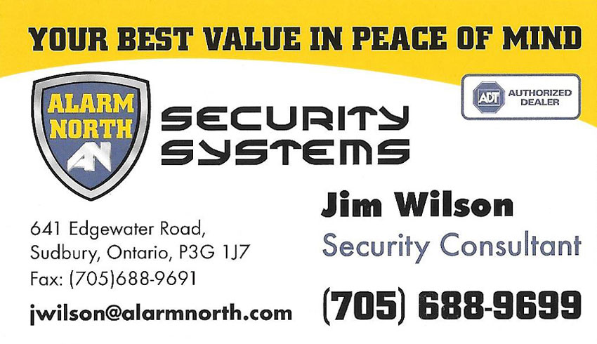 Alarm-North-Security-Systems-Sudbury-Ontario-Jim-Wilson-ADT-Dealer-Burglar-Alarms
