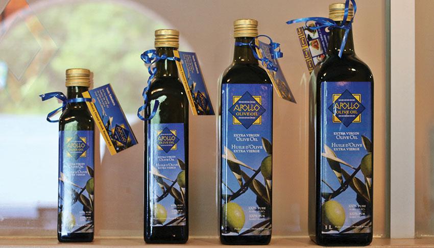 Apollo-Restaurant-Sudbury-Ontario-Extra-Virgin-Olive-Oils