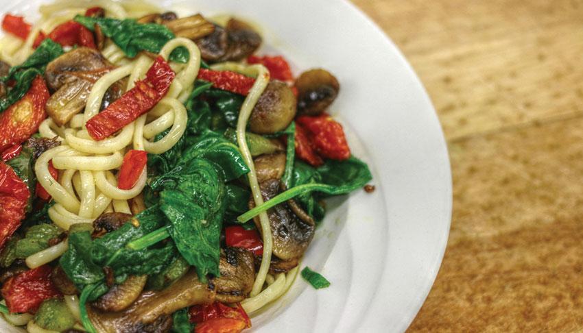 Apollo-Restaurant-Sudbury-Ontario-Toulas-Pasta-Vegetarian