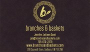 Branches & Baskets Jennifer Santi Sudbury ON