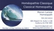 Classical Homeopathy Manon Larose Homeopath Sudbury Ontario
