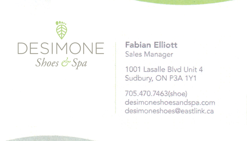 DeSimone-Shoes-and-Spa-Sudbury-Ontario-Fabian-Elliott-Sales-Manager-Footwear