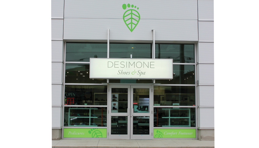 DeSimone-Shoes-and-Spa-Sudbury-Ontario-Outside-Storefront
