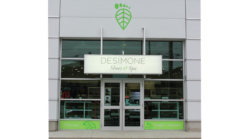 DeSimone-Shoes-and-Spa-Sudbury-Ontario-Outside-Storefront