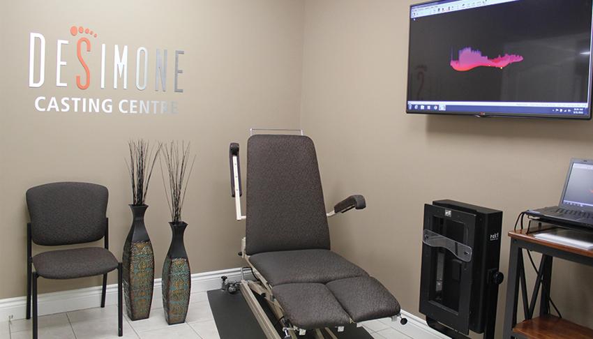 Desimone-Foot-Ankle-Clinic-Sudbury-Ontario-Casting-Room