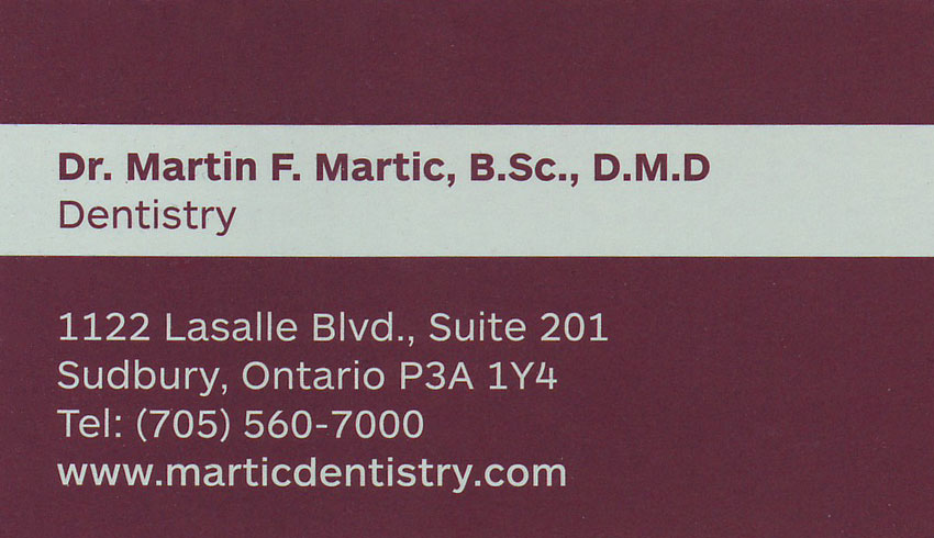 Dr-Martin-Martic-Dentistry-Sudbury-Ontario-Dentists-Dental-Care