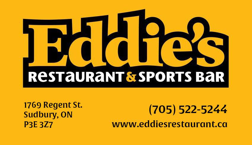 Eddie's Restaurant & Sports Bar Regent Street Sudbury