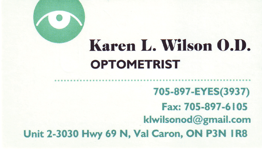 Eye-Style-Optical-Karen-L-Wilson-Optometrist-Val-Caron-Greater-Sudbury-Optometry