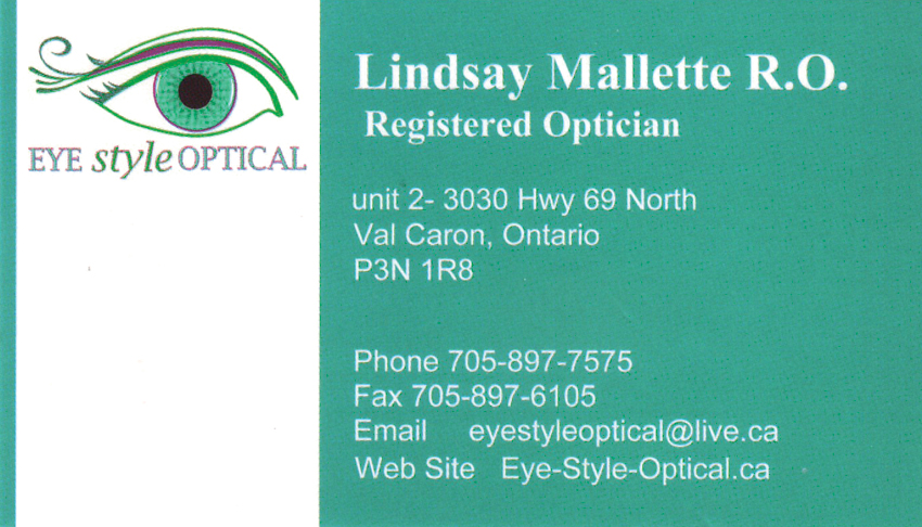 Eye-Style-Optical-Lindsay-Mallette-Registered-Optometrist-Val-Caron-Greater-Sudbury-Optometry