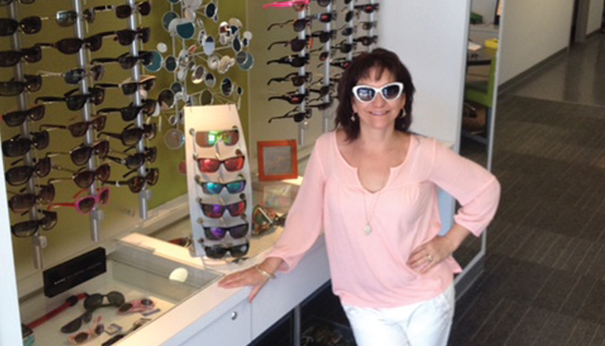 Eye-Style-Optical-Val-Caron-Greater-Sudbury-Optometry-Janice-Mallette-Sunglasses