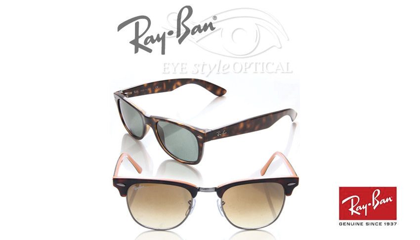 Eye-Style-Optical-Val-Caron-Greater-Sudbury-Optometry-RayBan-Sunglasses