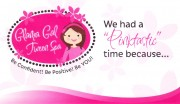 Glama Gal Tween Spa Sudbury Business Card
