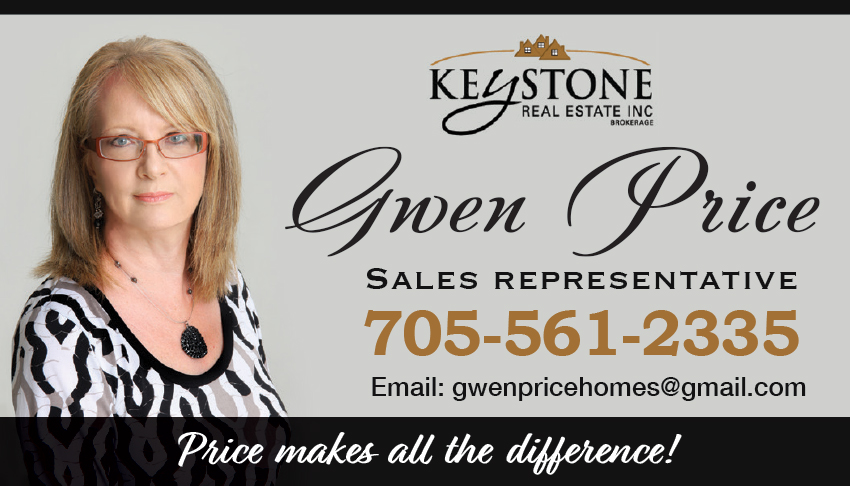 Gwen Price Keystone Realty Inc Sudbury Ontario Real Estate Agent
