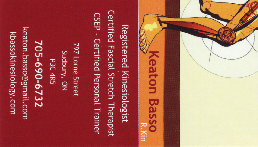 Keaton-Basso-Registered-Kinesiologist-Sudbury-Ontario-Kinesiology-Stretch-Terapist-Personal-Trainer