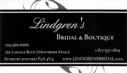 Lindgrens Bridal Boutique Wedding Dresses and Accessories in Sudbury Ontario