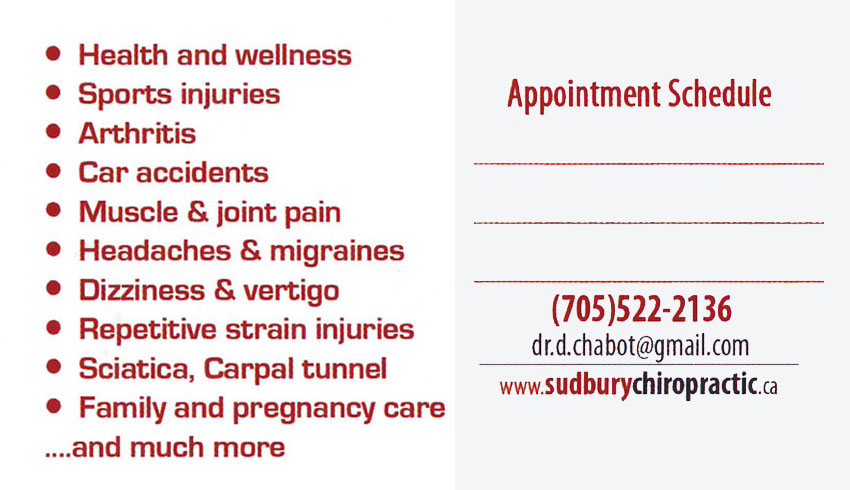 Lockerby-Chiropractic-Sudbury-Ontario-Dr-Dale-Chabot-chiropractor-acupuncture-rehabilitation-healthy