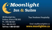 Moonlight Inn & Suites Sudbury Ontario Hotels Motels and Accommodations