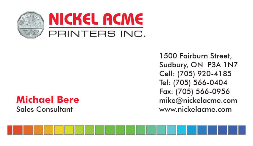 nickel-acme-printers-inc-sudbury-ontario-michael-bere-sales-consultant