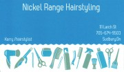 Nickel Range Hairstyling Sudbury Ontario Beauty Salon Hairdressers Karry Langella Stylist