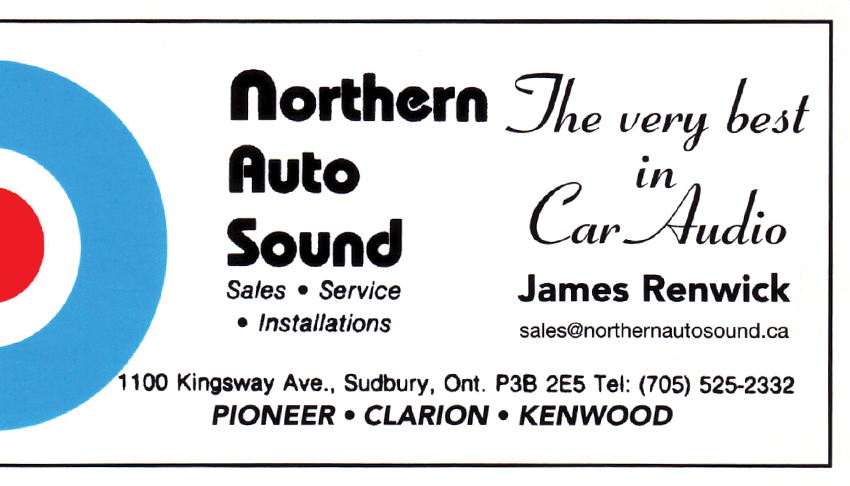 Northern-Auto-Sound-Sudbury-Ontario-James-Renwick-Car-Audio-Sales-Service-Installation