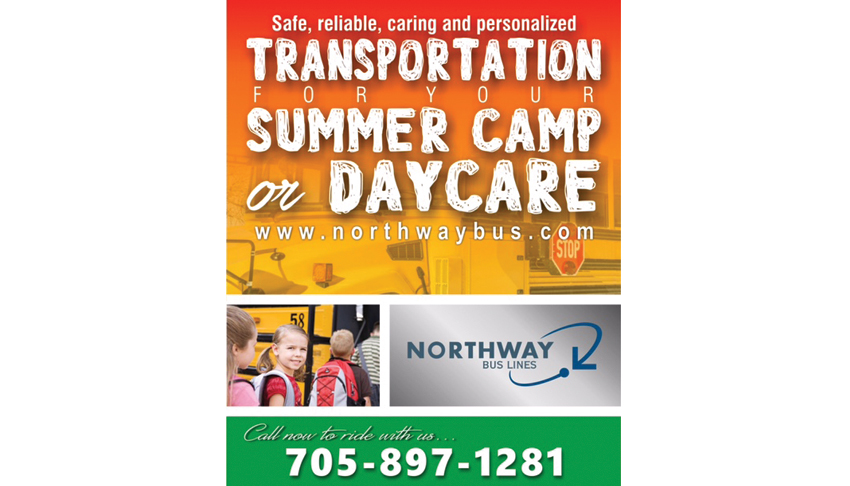 Northway Bus Lines | Val Caron, ON | Bus & Coach Rental