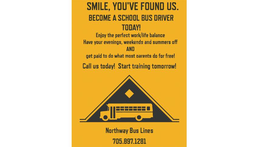 Northway-Bus-Lines-Sudbury-Val-Caron-School-Bus-Driver-Training-Now-Hiring-Schoolbus