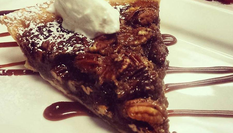 Oscars-Grill-Sudbury-ON-Restaurant-Homemade-Bourbon-Pecan-Pie