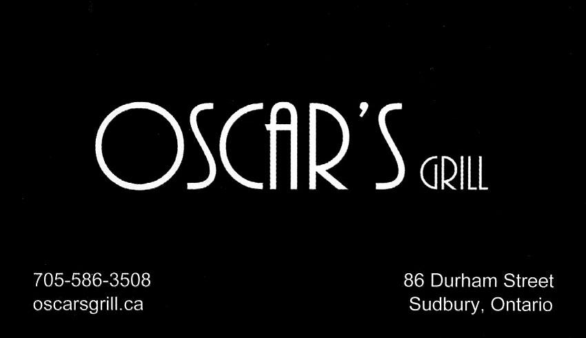 Oscar's Grill Sudbury
