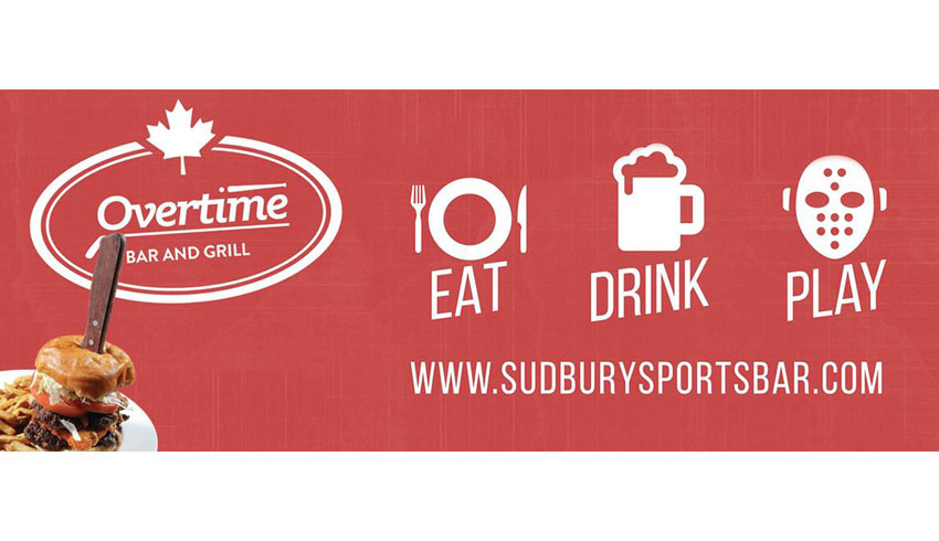 Overtime-Sports-Bar-Grill-Sudbury-Ontario-Eat-Drink-Play-Logo