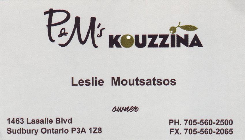 P&M-Kouzzina-Sudbury-Ontario-Leslie-Moutsatsos-Restaurant-Italian-Mediterranean-Steaks-Pasta-Fine-Dining-Junior-Matt-Justin-Darren-Pat-and-Marios