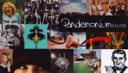 Pandemonium Hair and Beauty Salon in Downtown Sudbury Ontario Business Card
