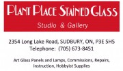 Plant Place Stained Glass Studio & Gallery Sudbury Ontario