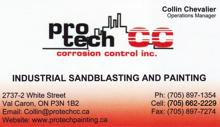 Pro-Tech-Corrosion-Control-Inc-Val-Caron-Sudbury-ON-Protech-Collin-Chevalier