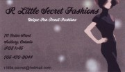 R Little Secret Fashions in Downtown Sudbury Ontario Trendi Women's Clothing Store and Boutique