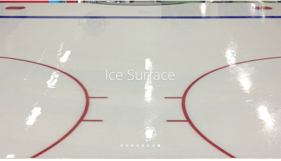 R.H.P. Training Centre Ice Surface