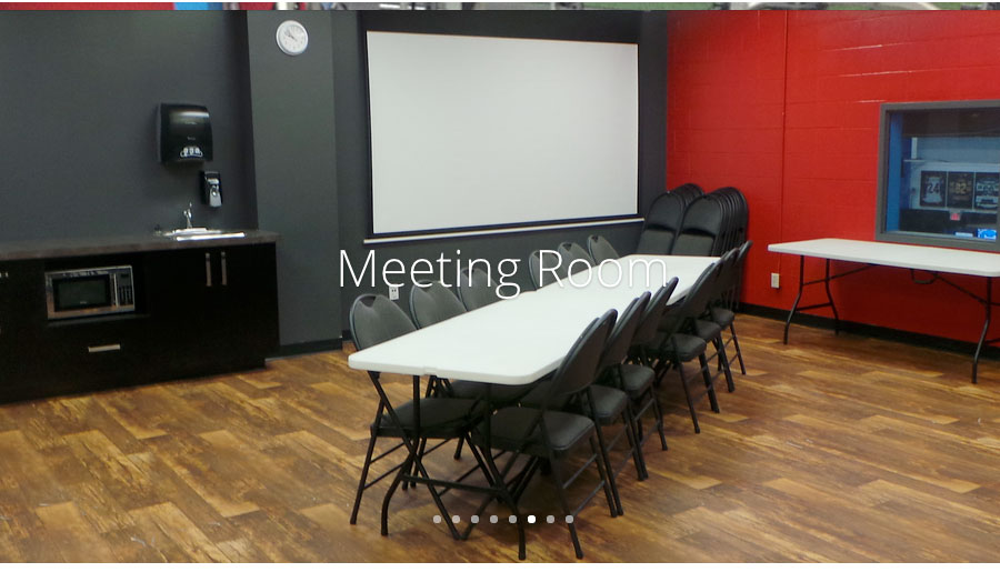 R.H.P. Training Centre Meeting Room