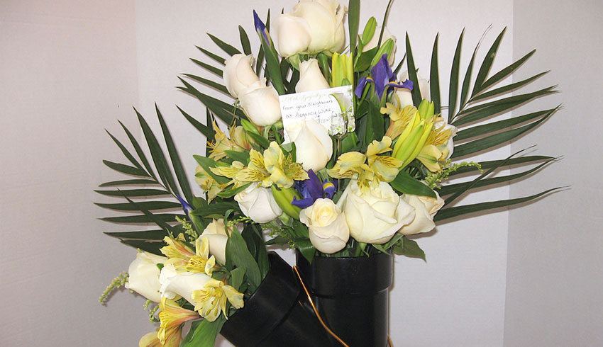 Regency-Wine-and-Flowers-Sudbury-Ontario-custom-sympathy-arrangement-custom-work-custom-funeral-floral-arrangements