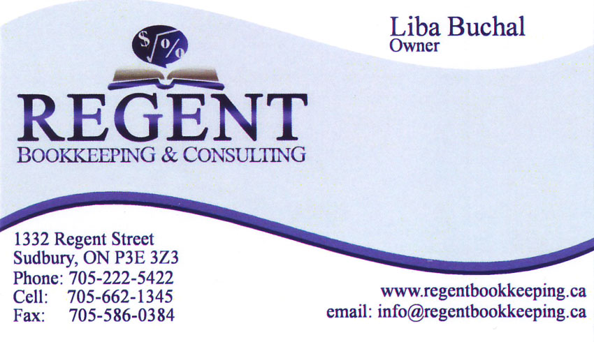 Regent-Bookkeeping-and-Consulting-Sudbury-Ontario-Liba-Buchal-payroll-services-tax-preparation