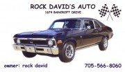 Rock Davids Auto Sudbury Ontario Automotive Repair Garages Car Repair and Service Brakes Electrical
