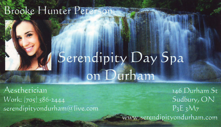 Serendipity-Day-Spa-on-Durham-Sudbury-Ontario-Brooke-Hunter-Peterson-Aesthtician-Esthetics