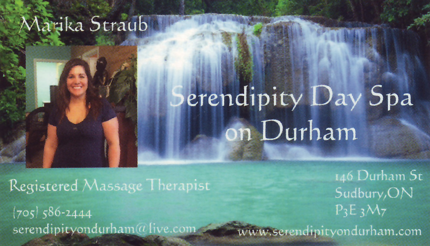 Serendipity-Day-Spa-on-Durham-Sudbury-Ontario-Marika-Straub-Registered-Massage-Therapist-2017