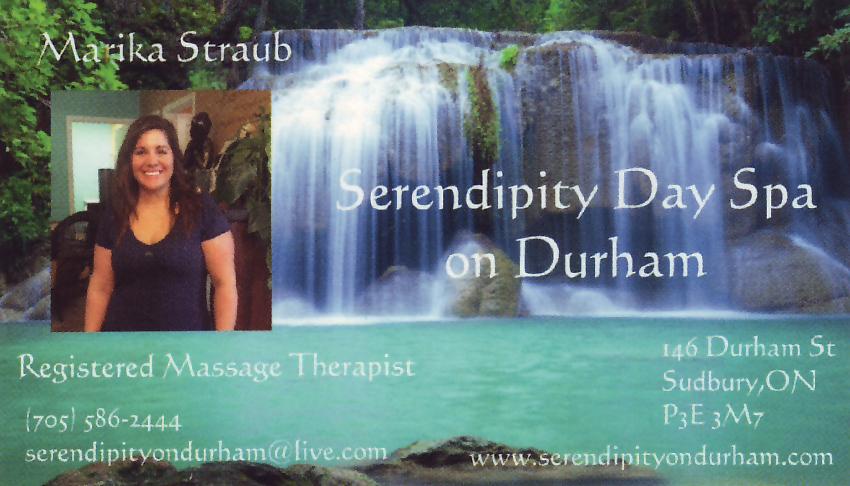 Serendipity-Day-Spa-on-Durham-Sudbury-Ontario-Marika-Straub-Registered-Massage-Therapist-2017