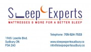 Sleep Experts Sudbury Ontario Lasalle Location Mattresses Pillows and Accessories