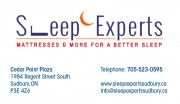 Sleep Experts Sudbury Ontario Regent Location Mattresses Pillows and Accessories