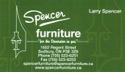Spencer Furniture on Regent Street in Sudbury Ontario