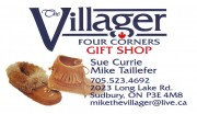The Villager Gift Shop in Sudbury Ontario