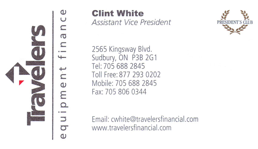 Travelers-Equipment-Finance-Sudbury-Ontario-Clint-White-Financing-and-Leasing