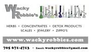 Wacky Robbies in Sudbury Ontario